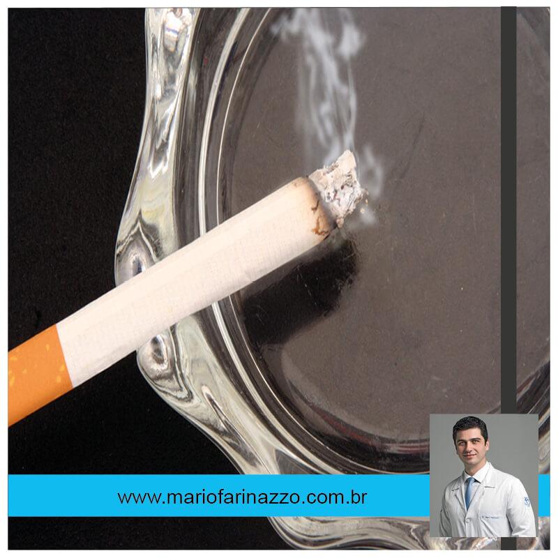 Face-cigarro