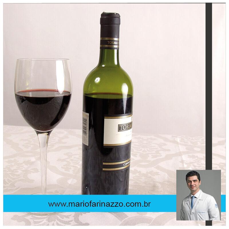 Face-vinho